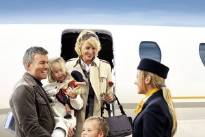 5 Reasons Why a Private Jet Rental is Perfect for Family Travel - Eliminate Much of the stress of flying - Access Jet Group
