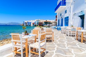 5 Amazing Destinations to Travel to in a Private Plane Rental - Mykonos - Access Jet Group