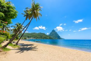 5 Amazing Destinations to Travel to in a Private Plane Rental - St Lucias - Access Jet Group
