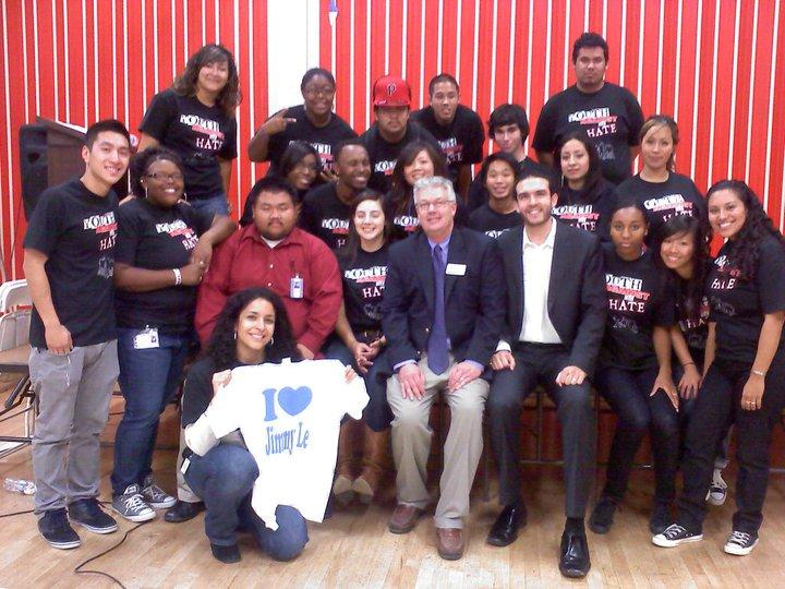 """""""Youth Against the Hate"""" Hate Crime Forum – ARI"""