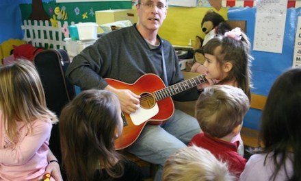 Sing Along with Mr. Cooper