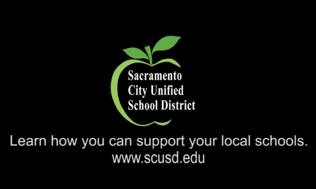 Thank you SCUSD! – Sacramento City Unified School District PSA