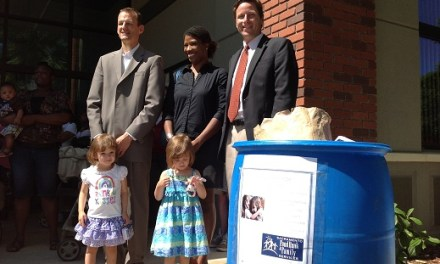 Mother & Baby Clothes Drive collects massive haul for Sacramento Food Bank programs