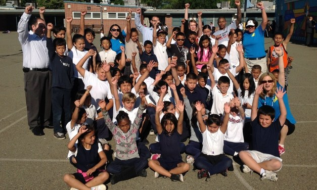 Partners working together to bring healthy choices for Sacramento students