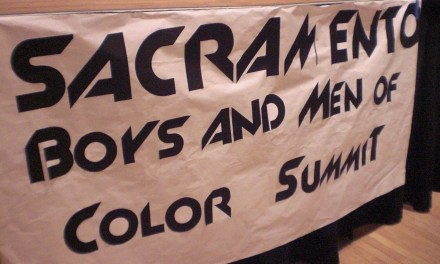 The Boys and Men of Color summit