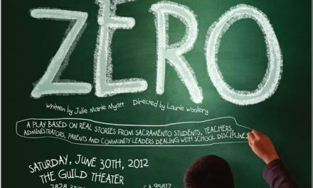"Watch World Premiere of ""Zero"" performed by Cornerstone Theater and Oak Park Community"