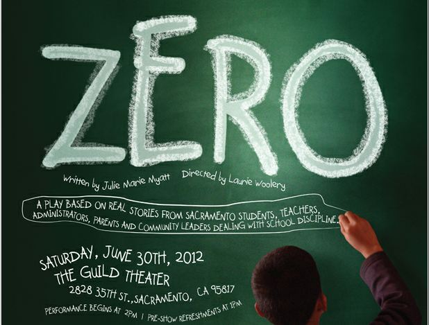 """Watch World Premiere of """"Zero"""" performed by Cornerstone Theater and Oak Park Community"""