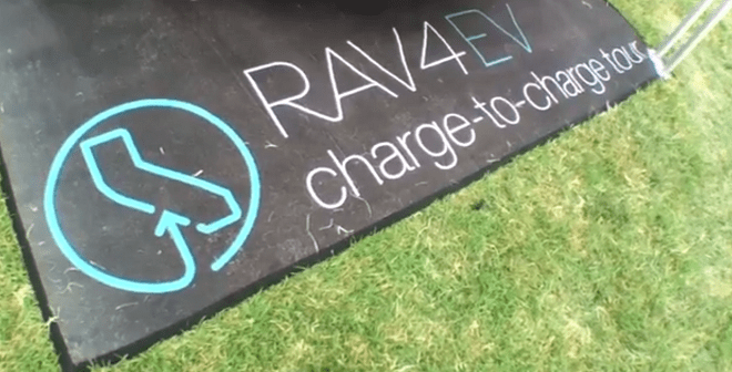 VIDEO: Toyota's Charge to Charge Tour comes to Sacramento