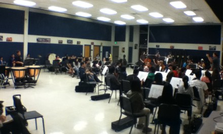 A visit to the Sacramento Youth Symphony