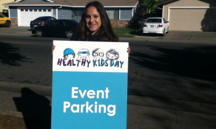 """Boys and Girls Club """"Healthy Kids Day"""""""