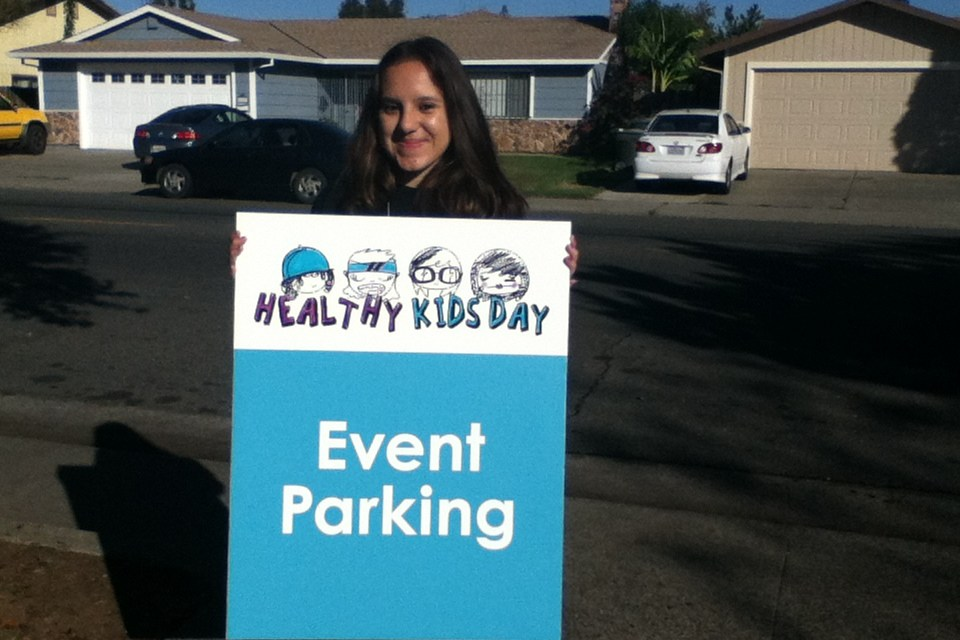 "Boys and Girls Club ""Healthy Kids Day"""