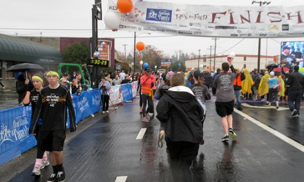 Every step counts – Run to Feed the Hungry