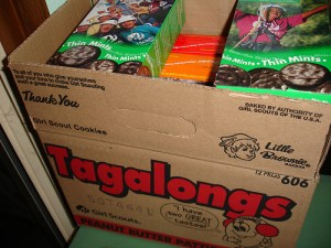 Some girls have been scouts long enough to watch the names and bakers of the most beloved cookies change.