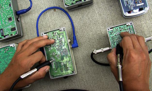 Free Workshop To Teach Girls About Improvised Electronic Music