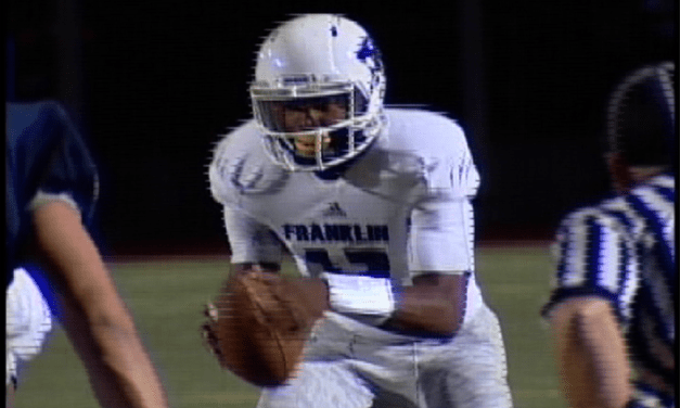 Video: Franklin at Cosumnes Oaks Football