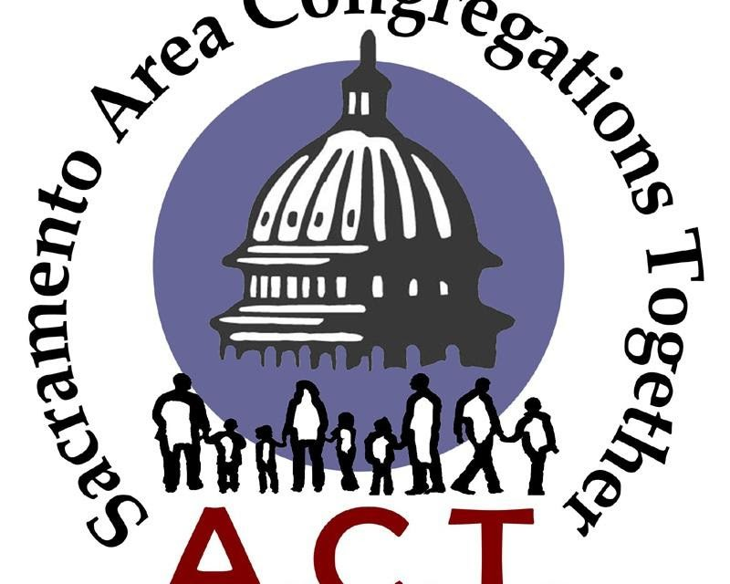 """Sacramento A.C.T.'s """"Get Out the Vote!"""" Effort Kicks off This Week"""