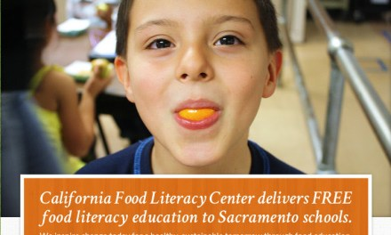 Food Literacy Education Open House Set For May 1st