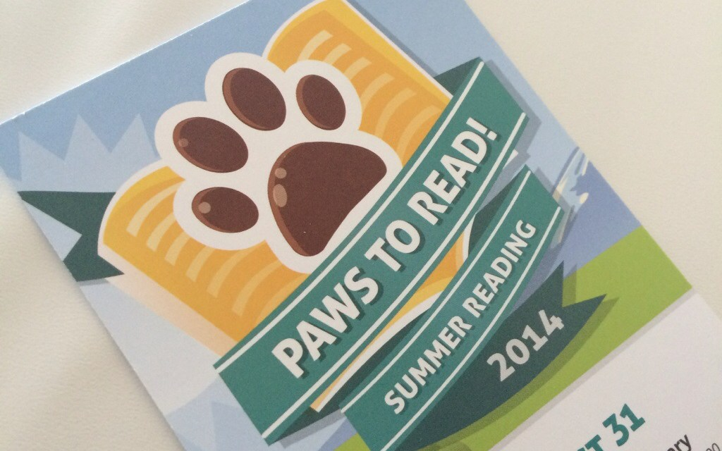 """Sacramento Central Library to Kickoff 2014 """"Paws to Read!"""" Summer Reading Program"""