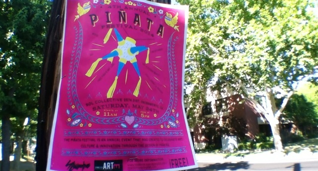VIDEO: The Sol Collective 4th Annual Piñata Festival