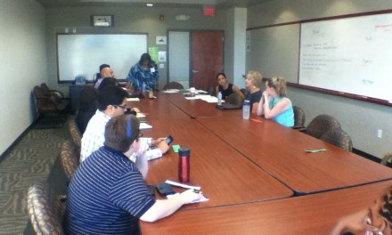 Building Healthy Communities Youth Workgroup Identifies Community Needs