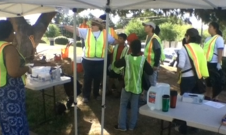VIDEO: Community Improvement Day At Rainbow Park