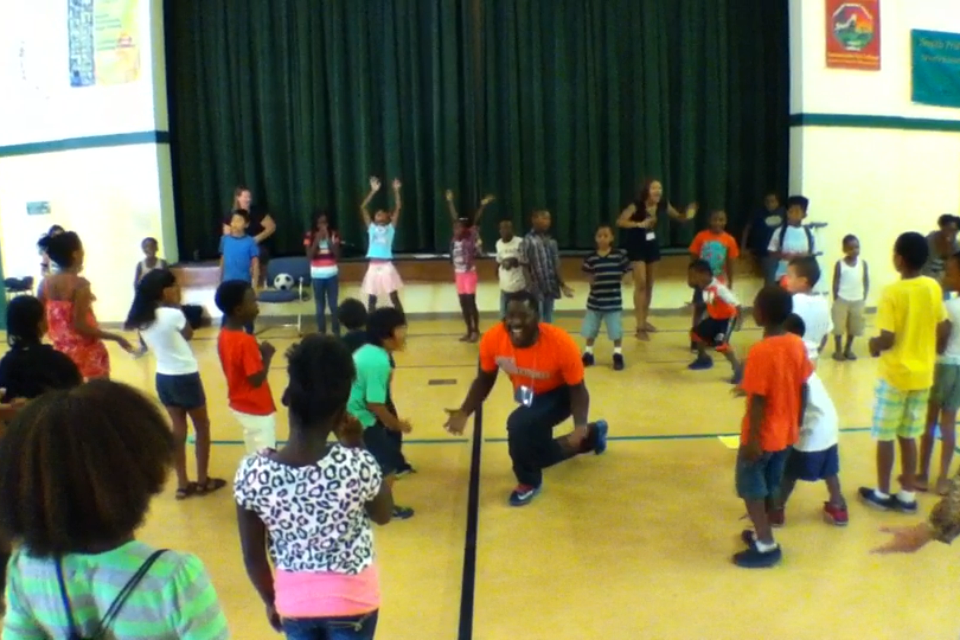 VIDEO: CDF Freedom Schools Program Inspires Youth