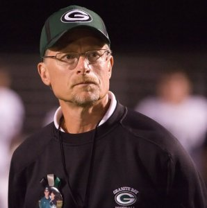 Granite Bay Head Coach Ernie Cooper [Courtesy: SacBee.com]