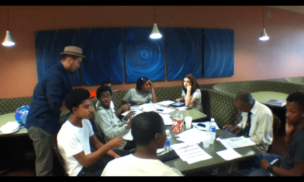 Youth Meet To Discuss Advancing South Sacramento