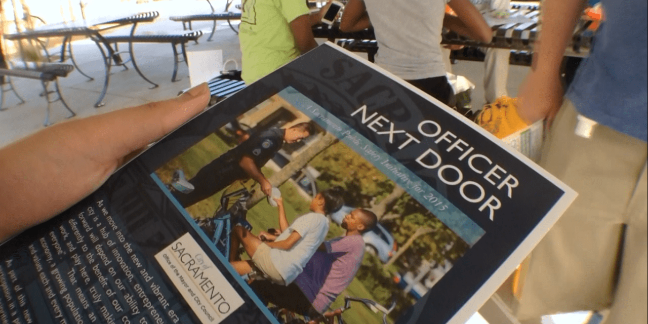 VIDEO: National Night Out, Communities Against Crime