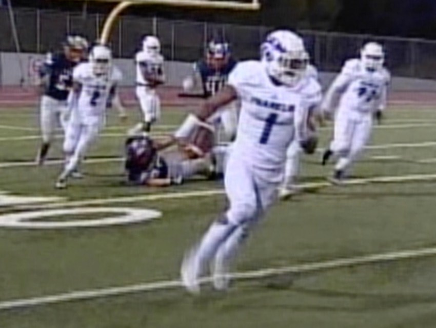Franklin Victory over Pleasant Grove Improves Playoff Hopes