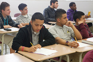 Less Suspensions, Higher Academic Achievement In Local Schools