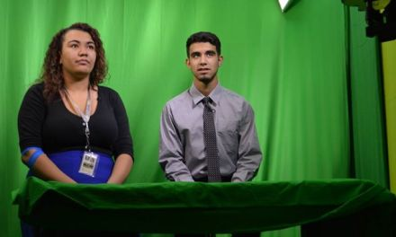 Request Green Screen Studio Equipment from Access Sacramento