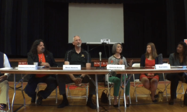 VIDEO: Residents learn how to get involved at community forum