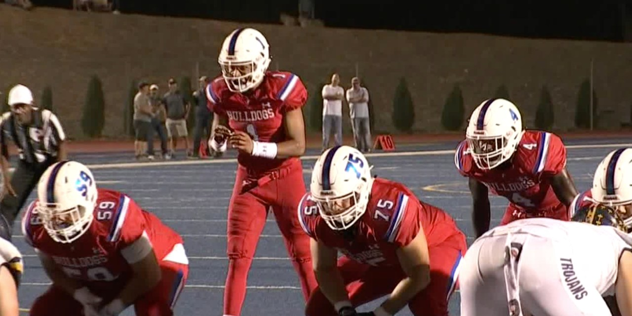 VIDEO: #1 Ranked Folsom Overpowers #2 Oak Ridge 62-6 on Game of the Week