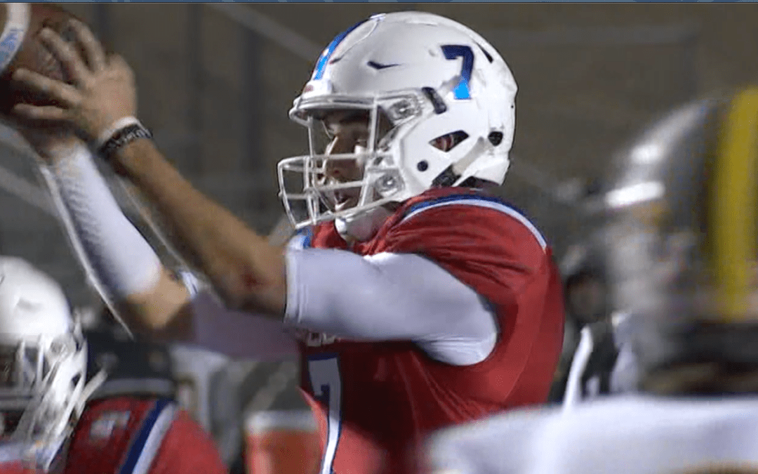 VIDEO: Unbeaten Folsom Marches into Playoffs Topping Del Oro