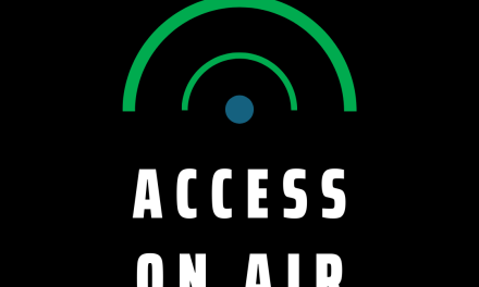 PODCAST: Access on Air: Ep. 5