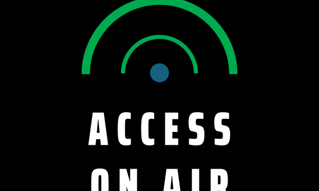 Access on Air Podcast: Ep. 3