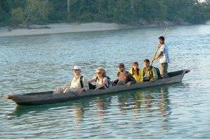 canoeing-nepal