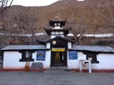 Muktinath temple annapurna region