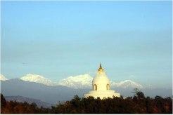 Peace Pagoda pokhara