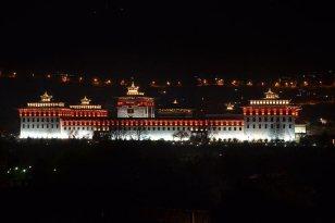 Tashichho Dzong Bhutan culture tour