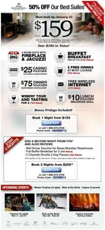 hilton hotel and suites – Niagara Falls Blog