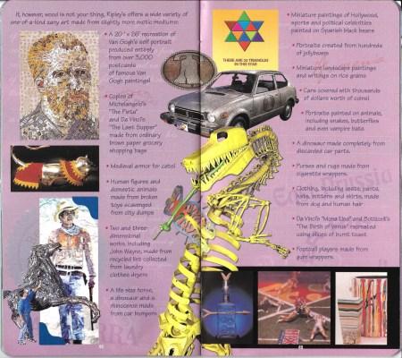 Ripley's Believe It or Not! Souvenir Guidebook 04