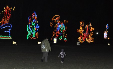 Niagara Festival of Lights 2011