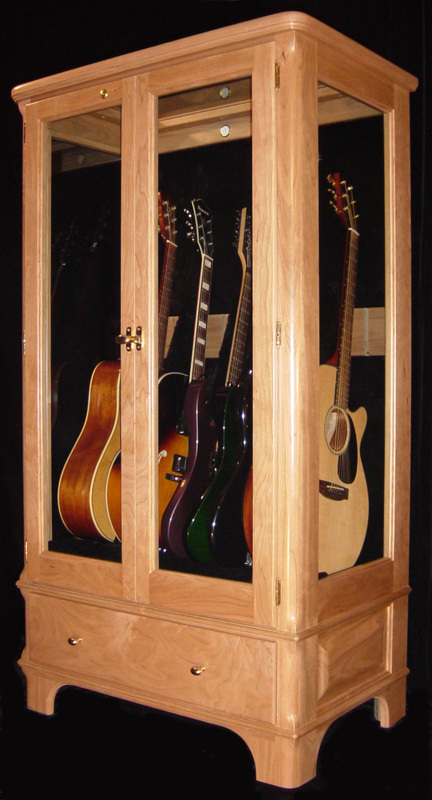 Guitar humidity control  Access N Sight  Guitar Display
