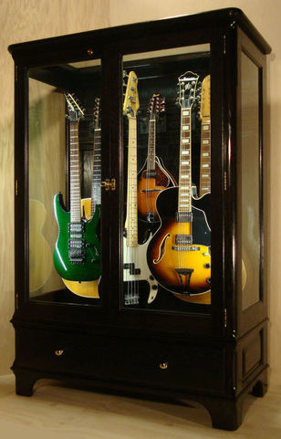 Cases in stock  Access N Sight  Guitar Display Case Cabinets