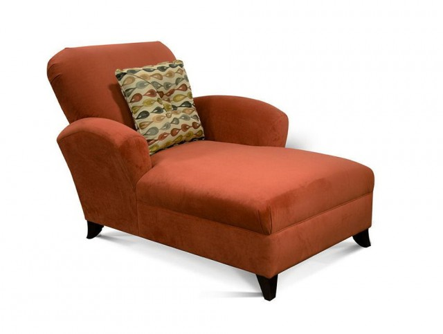 Chaise Lounge Chair With Arms