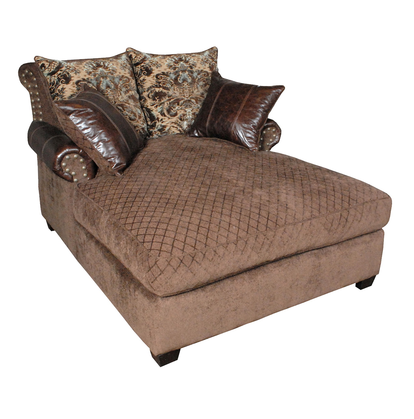 Double Chaise Lounge Indoor