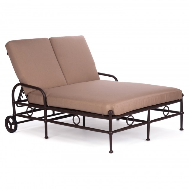 Double Chaise Lounge Outdoor Target