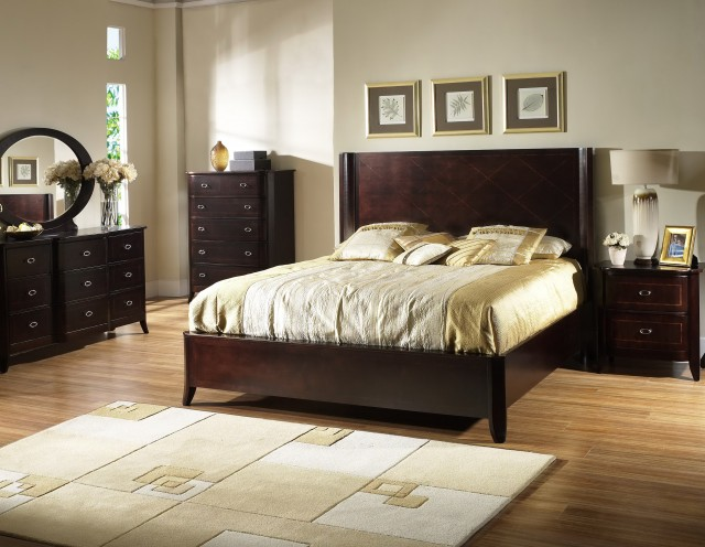 Dark Wood Headboards Uk